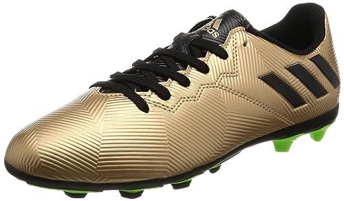 cheap for discount aa0ee 88309 adidas Messi 16.4 FxG J, Scarpe da Calcio Unisex – Bambini, Marrone (Bronzo
