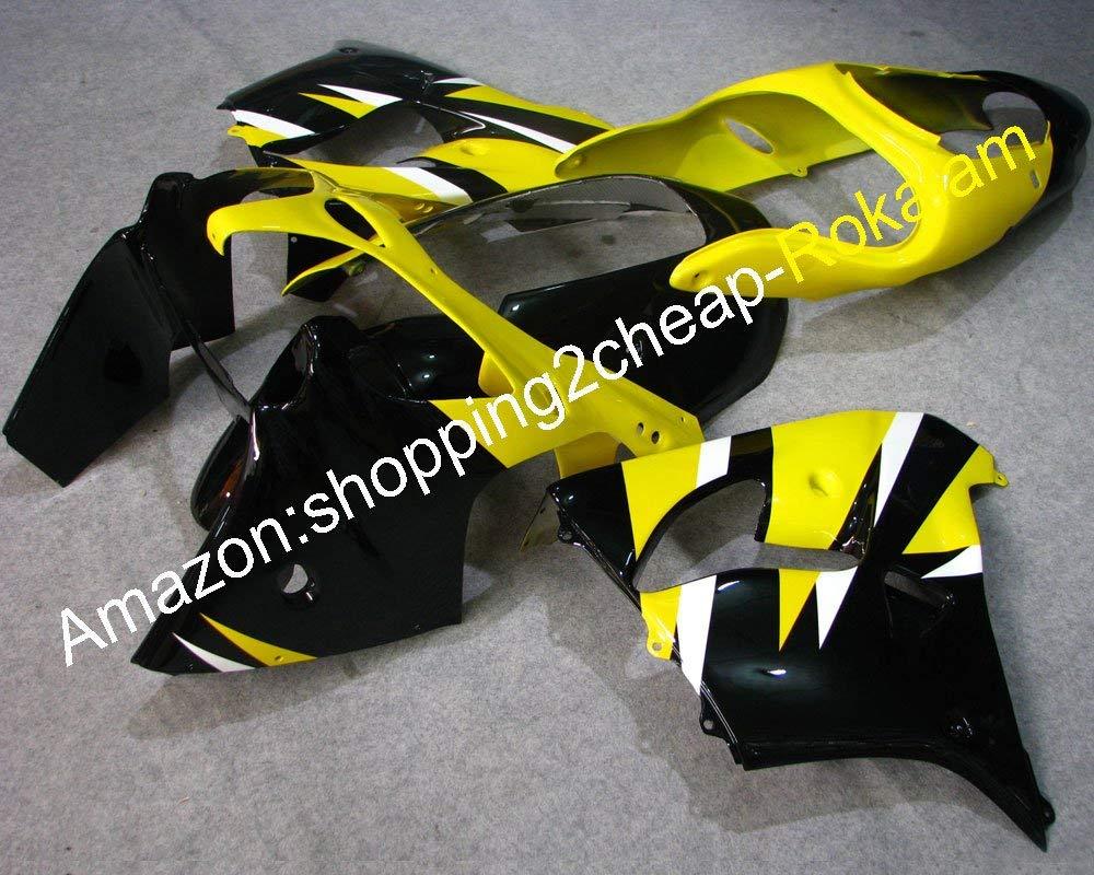Amazon.com: Body Work Fairing Kit For Kawasaki ZX9R 2000 ...