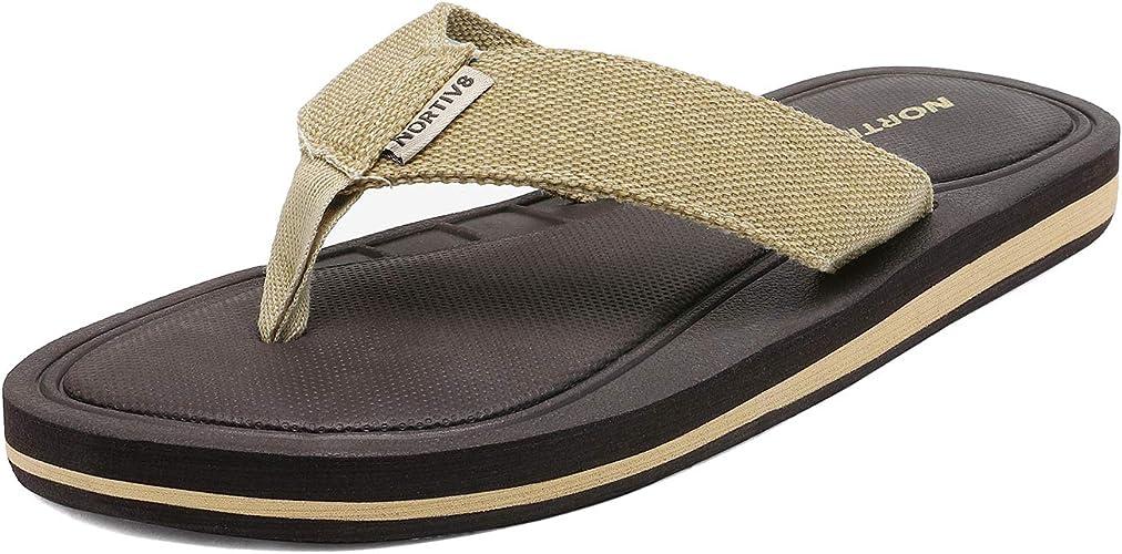 Dark Horse Mens and Womens Light Weight Shock Proof Summer Beach Slippers Flip Flops Sandals