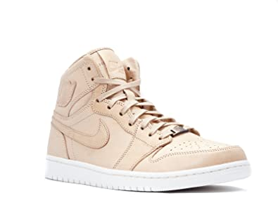 brand new 3283d 2b459 Nike Mens Air Jordan 1 Pinnacle Vachetta Vachetta Tan Sail Leather Size 14