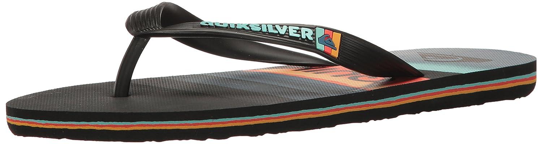 Quiksilver Men's Molokai Slash Sandal AQYL100407-XBRW-8-A