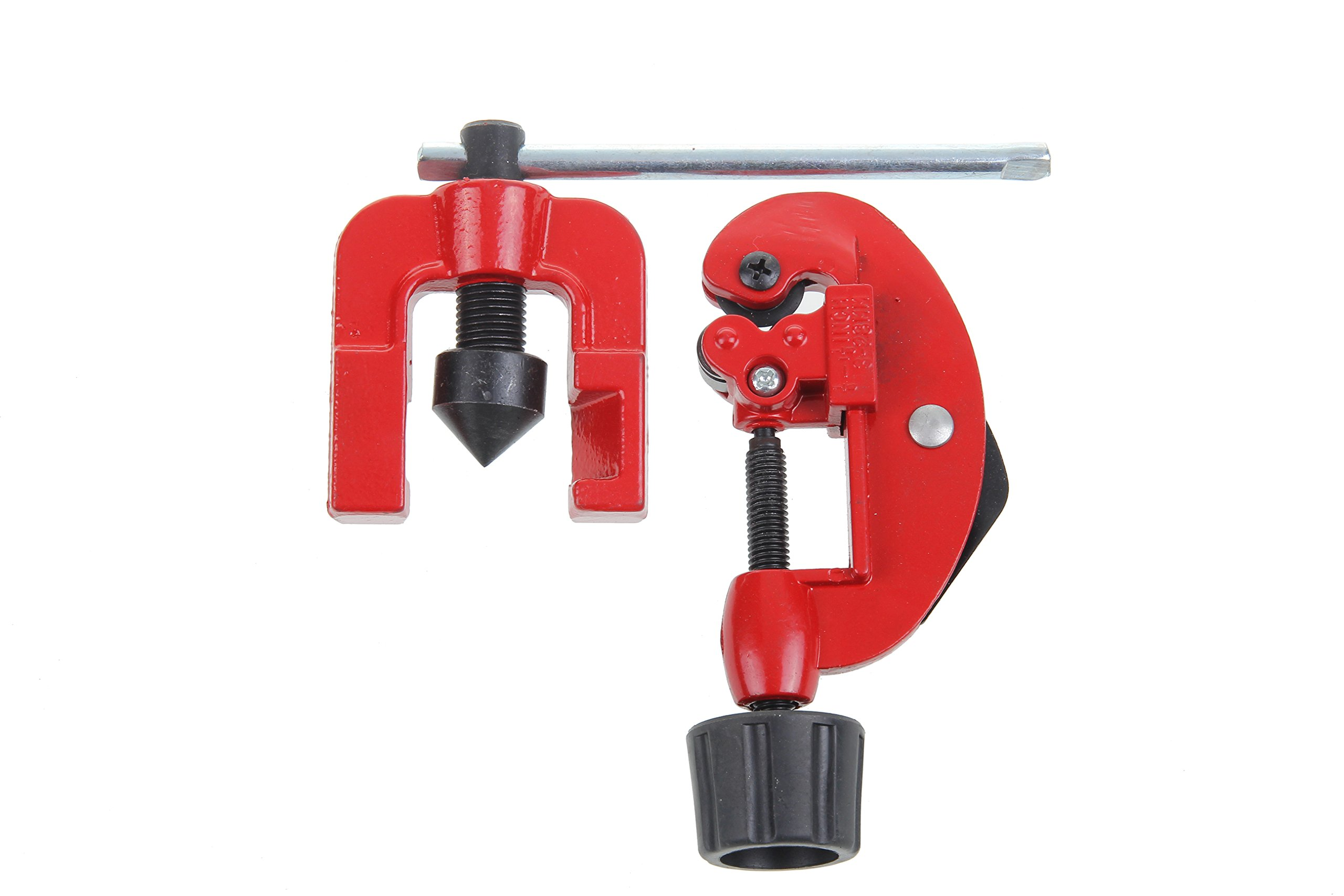 Shankly Flaring Tool Kit (7 Piece), Professional Tube Cutter & Flaring Tool Set by Shankly (Image #2)