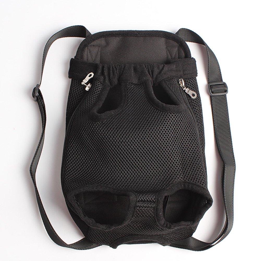 JKL Fashion Cat Bag Pet Bag Out Bag Shoulder Bag Bust Dog Bag Cat Bag Carrying Bag Travel Set 5 colors Optional (color   D, Size   S)
