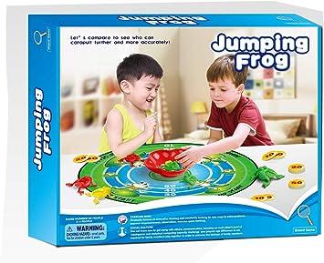 Neo- Salta la Rana Juego de Mesa de Estrategia y Habilidad, Multicolor (5044): Amazon.es: Juguetes y juegos