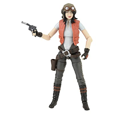 Star Wars The Vintage Collection Doctor Aphra 3.75-inch Action Figure: Toys & Games