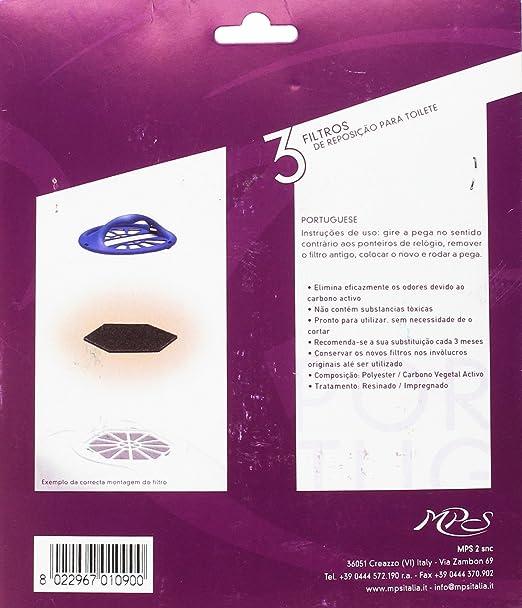 Arquivet Filtros Gatera - 3 Unidades: Amazon.es: Productos para mascotas
