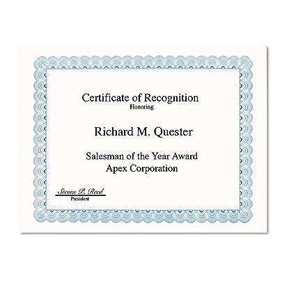 Amazon com: Geographics 20008 Parchment Paper Certificates