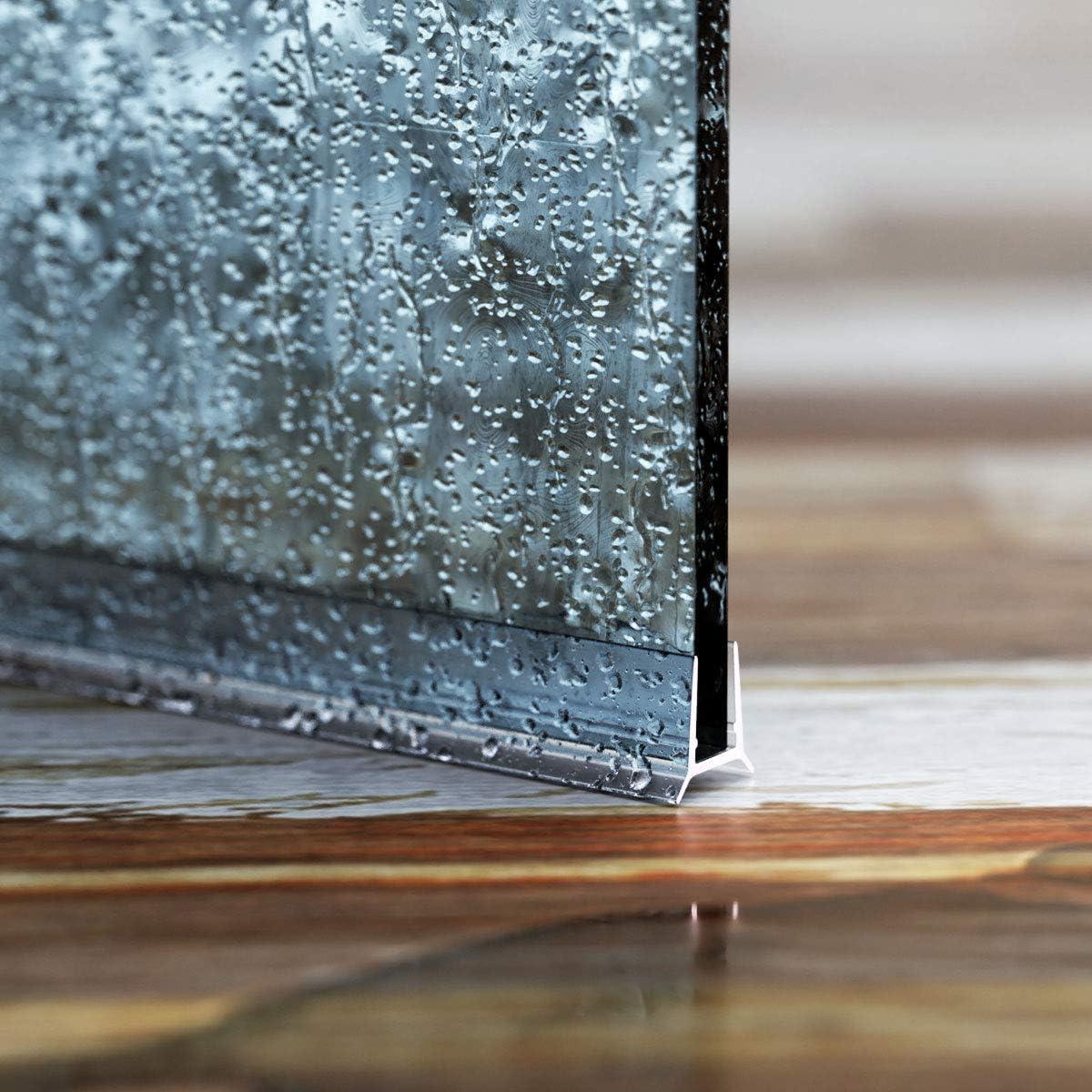 STEIGNER 170cm Joint d/étanch/éit/é de remplacement pour les vitres d/'une /épaisseur 5// 6mm UK24-06