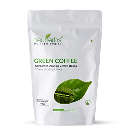 Neuherbs Green Coffee Beans Your Natural Immunity Booster and