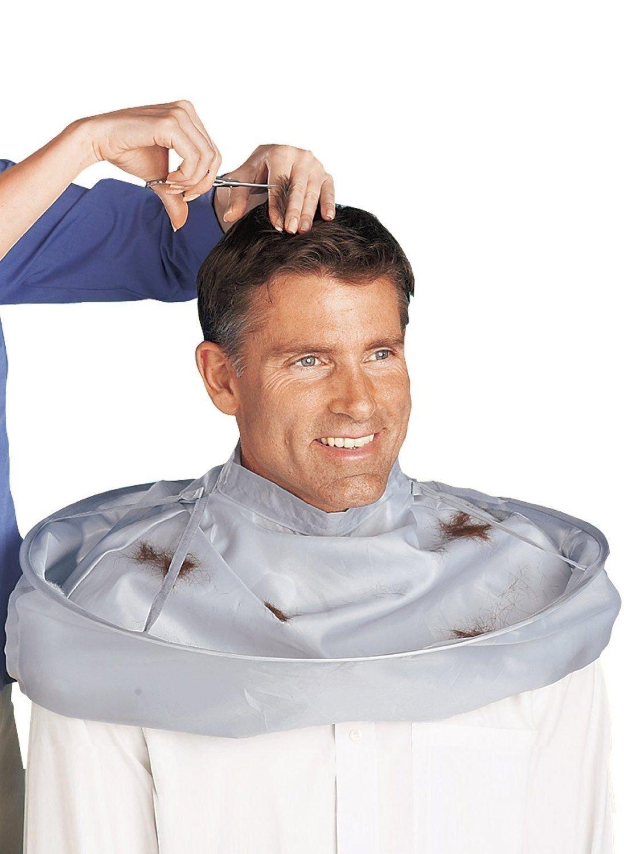 luckkyy® Cheveux Couper Cape parapluie Cape Salon Barber Coiffeur famille pour adultes B
