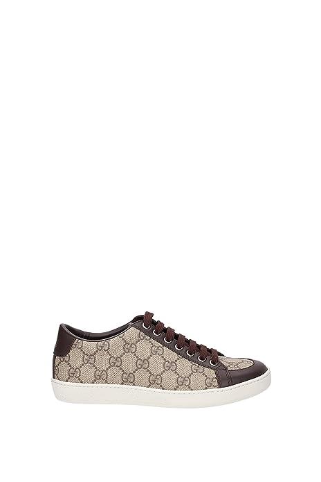 Sneakers Gucci Mujer - Piel (323793KHN80) EU: Amazon.es: Zapatos y complementos