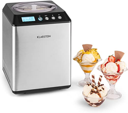 Klarstein • Vanilly Sky Family • Heladera • Yogurtera • Máquina de ...