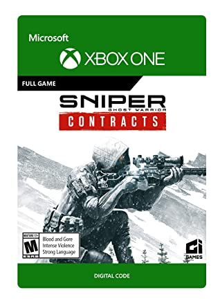 Sniper Ghost Warrior Contracts Xbox One Digital Code Games