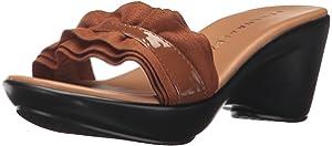 f7ab40acc41 Athena Alexander Women s Leonne Wedge Sandal