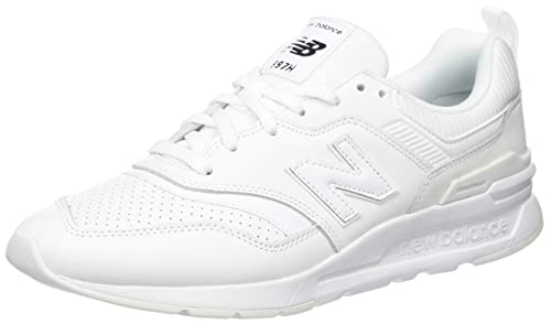 New Balance Men's 997H Leather Trainers, White