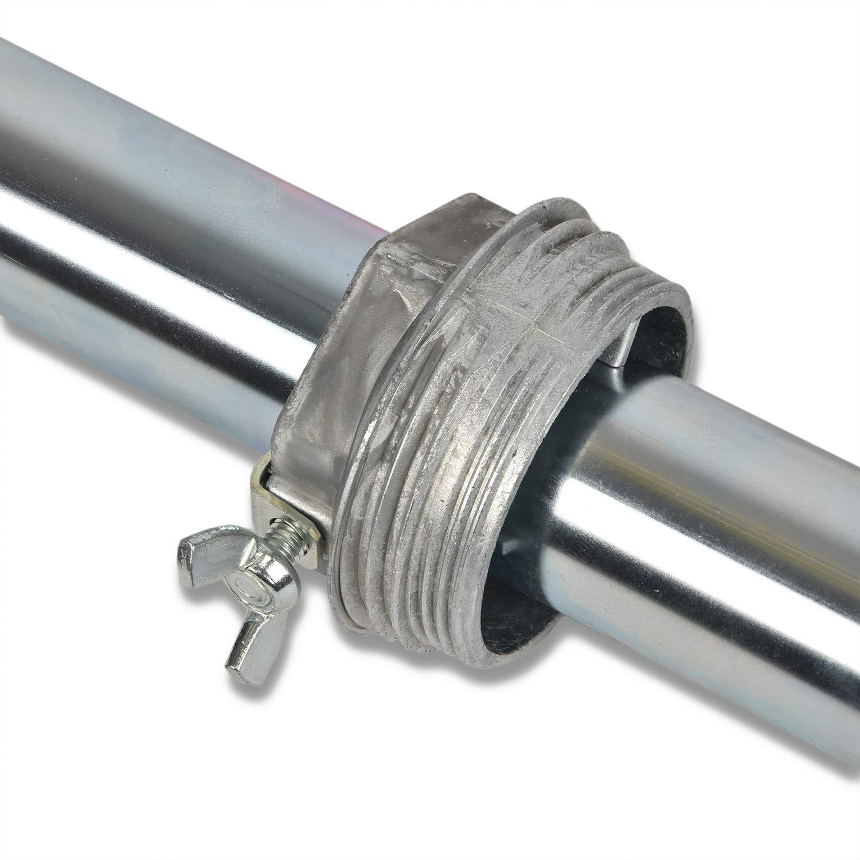 HSM Stahlrohrfasspumpe /Ölfasspumpe Fasspumpe Pumpe Hebelpumpe Hebelfasspumpe