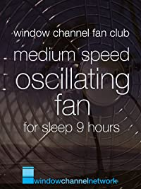Medium Speed Oscillating sleep hours product image