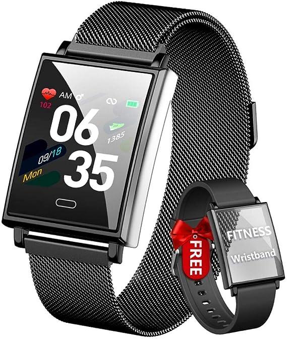 Relojes Inteligentes HOFIT Fitness Tracker, Smartwatch Pulseras ...