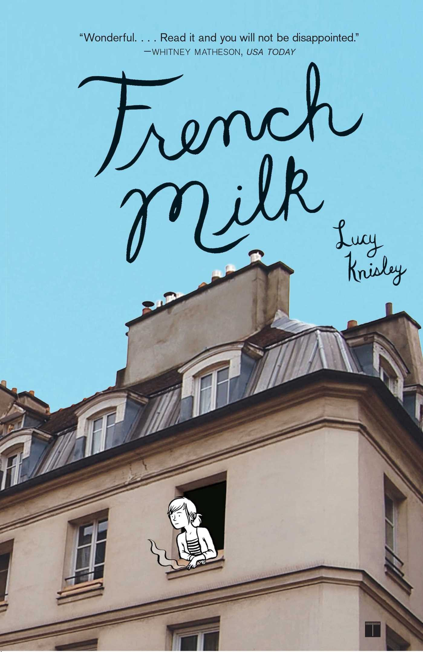 French Milk ebook
