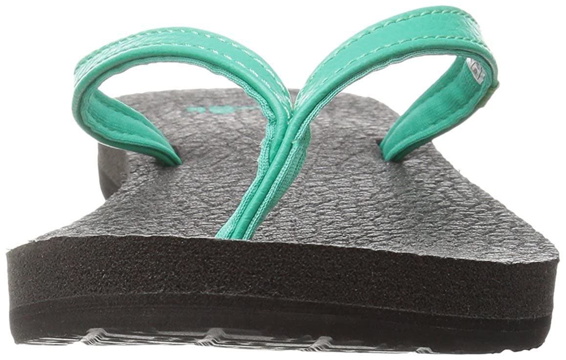 Sanuk Damens's Damens's Sanuk Yoga Spree 4 Flip Flop Hot Turquoise d70ede