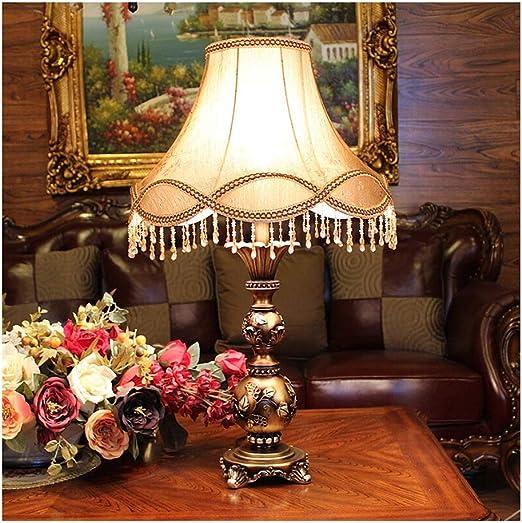 lampara mesa Lámpara de mesa Dormitorio Lámpara de escritorio Sala ...