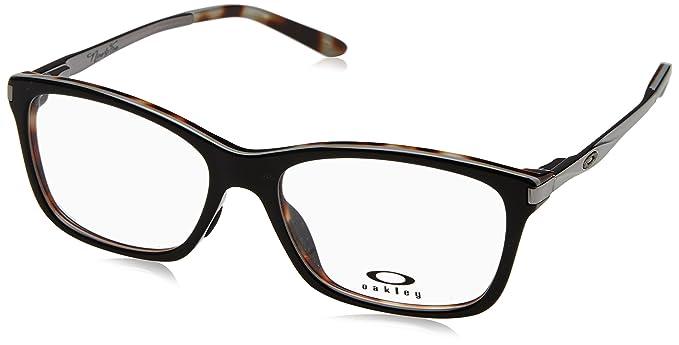 Oakley 1127, Monturas de Gafas para Mujer, Negro (Black Tortoise), 52