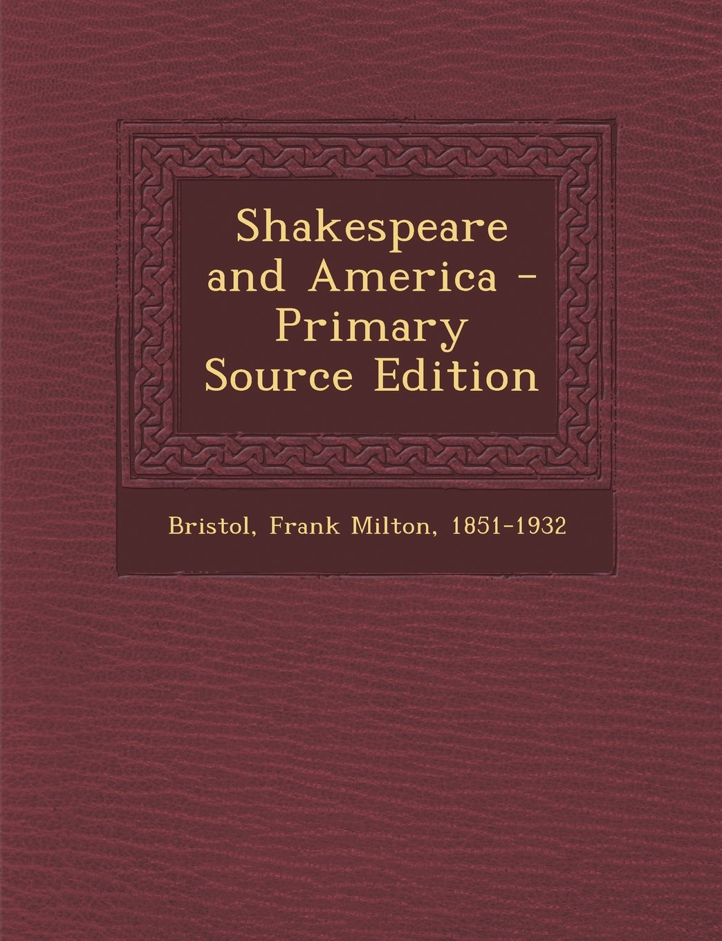 Download Shakespeare and America - Primary Source Edition pdf epub