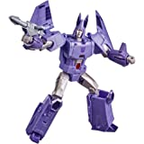 Transformers Toys Generations War for Cybertron: Kingdom Voyager WFC-K9 Cyclonus Action Figure - Kids Ages 8 and Up, 7…
