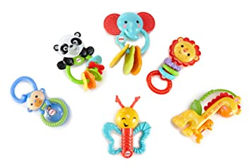 Buy fisher price animal friends gift set multi color online at fisher price animal friends gift set multi color negle Images