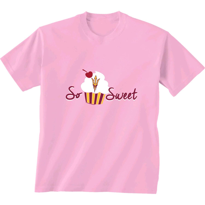超爆安 NCAA Arizona State 4T B01N6PQNU3 Sun Devils子供用カップケーキ半袖Tシャツ 4T ピンク Arizona B01N6PQNU3, P&LUXE:16fc32df --- a0267596.xsph.ru