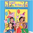 Peppa Pig Scene Setters with Photo Booth Props