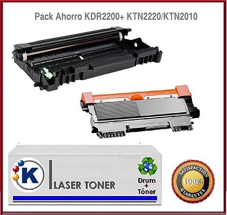 TAMBOR + TONER PARA BROTHER DCP-7055: Amazon.es: Electrónica