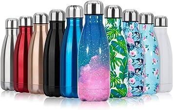 Edelstahl ohne BPA Wasserdicht Chillys Flaschen ohne leckage Wiederverwen