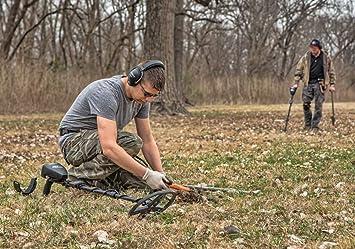 Garrett 1140570 Pro - Detector de metales con kit MS-3: Amazon.es: Bricolaje y herramientas