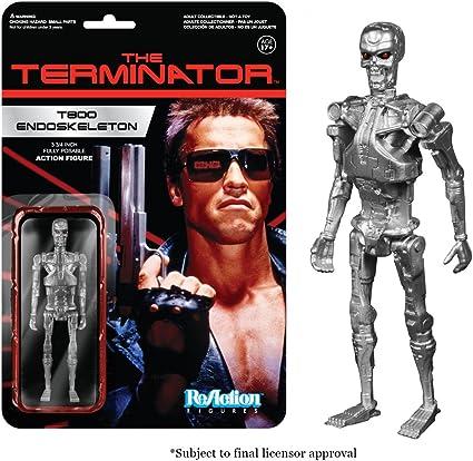 Terminator T800 Endoskeleton NIB Funko ReAction Figure