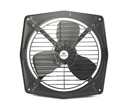 Bajaj Bahar 300mm Exhaust Fan (Metallic Grey)