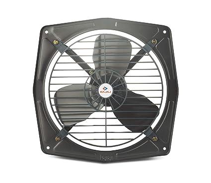 Bajaj Bahar 300mm Exhaust Fan (Metallic Grey)
