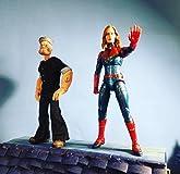 Marvel legends capt marvel