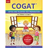 COGAT Test Prep Grade 3 Level 9: Gifted and Talented Test Preparation Book - Practice Test/Workbook for Children in…