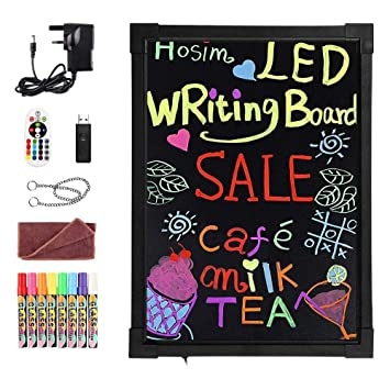 ADHD UK Sensory LED light up drawing//writing board toy for special need autism