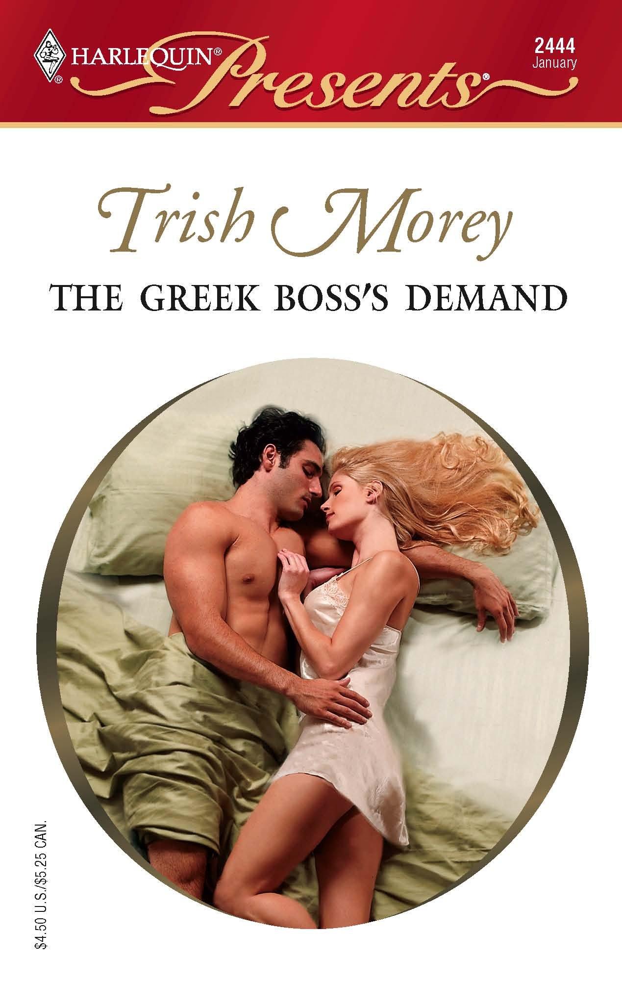Download The Greek Boss's Demand PDF