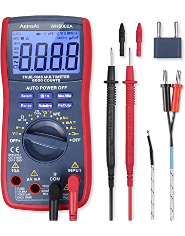 Amazon com: Multimeters & Analyzers - Diagnostic, Test