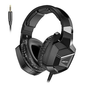 Amazon.com: Jeecoo J20 PS4 - Auriculares de diadema con ...