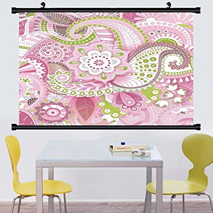Amazon Gzhihine Wall Scroll Flower House Decor Collection