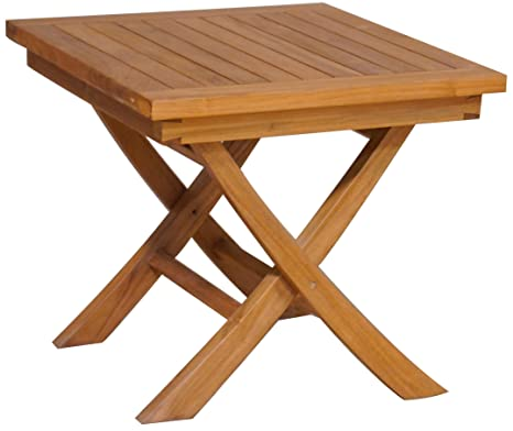 Astonishing Teak Folding Side Table Made From Solid A Grade Teak Wood Pdpeps Interior Chair Design Pdpepsorg