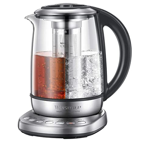 Amazon.com: Willsence Tea Master hervidor eléctrico de ...