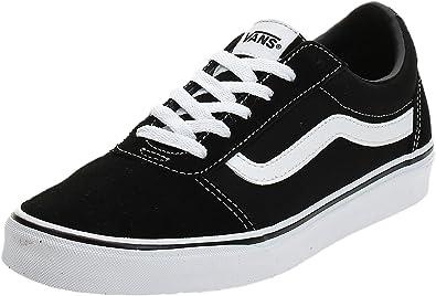 desinfectante Arroyo Parámetros  Vans Ward Suede/Canvas, Sneaker Mujer: Amazon.es: Zapatos y complementos