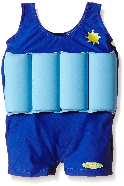 104 Blau Beverly Kids Jungen UV Bojenbadeanzug