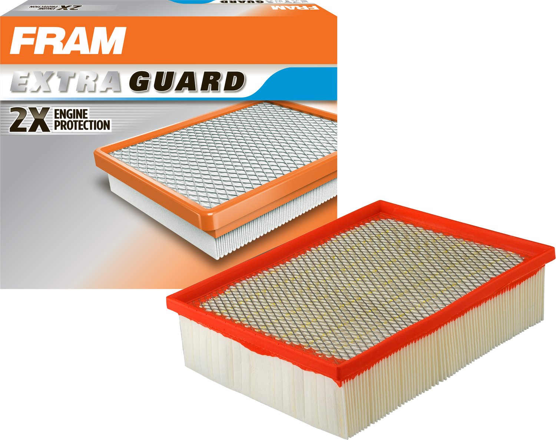 FRAM CA9409 Extra Guard Rigid Rectangular Panel Air Filter