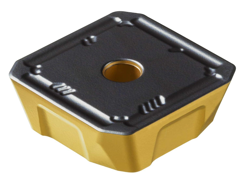 CoroMill 360 Insert for milling Sandvik Coromant Square CVD TiCN Carbide Al2O3 360R-19 06M-PH 4330 4330 Grade TiN Right Hand